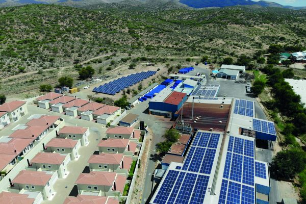 NAMIBIA DAIRIES POWERED WITH GREEN ENERGY