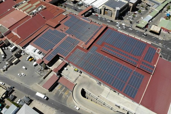 CRONIMET completes commissioning of 1130 kWp photovoltaic system in Windhoek
